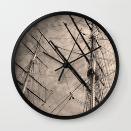 Cutty Sark Wall Clock