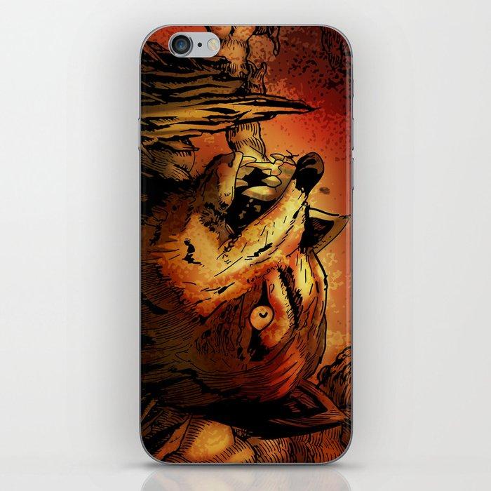 ROTTING EARTH iPhone Skin