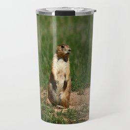 Black-Tailed Prairie Dog Travel Mug