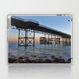 The Boathouse on the Pier. Laptop & iPad Skin