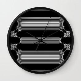 Sect 2 Quad Wall Clock