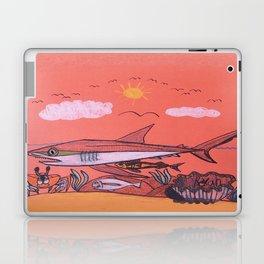 Galopagos Shark & Friends Laptop & iPad Skin