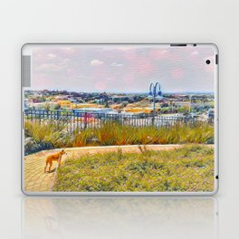 The World Would Be A Nicer Place If Everyone Had The Ability To Love As Unconditionally As A Dog Laptop & iPad Skin