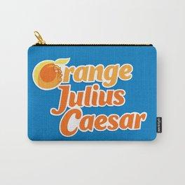 Orange Julius Caesar Carry-All Pouch