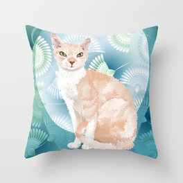 Chippy Throw Pillow