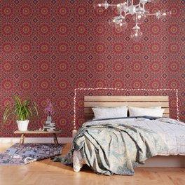 Kaleidoscope mandala Wallpaper