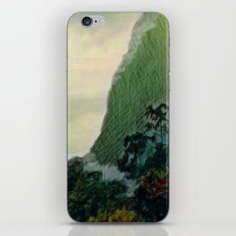 Mists In The Pitons: St. Lucia iPhone Skin