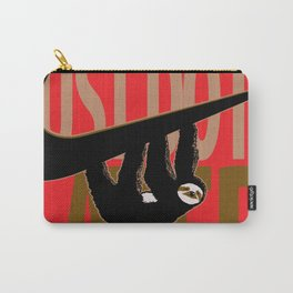 Just Do It. Later Carry-All Pouch