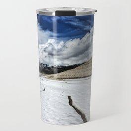 Palisades Reservoir-Idaho Travel Mug