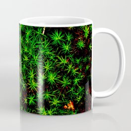 Moss in Moonlight - Shenandoah National Park Coffee Mug