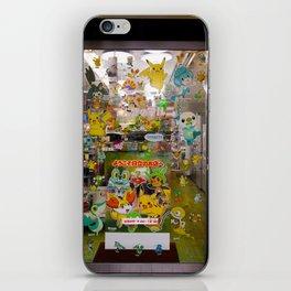 NODAHANSHIN, OSAKA iPhone Skin