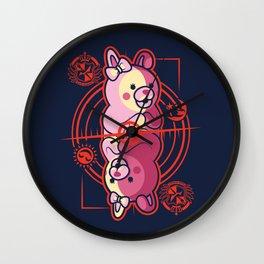 Queen of Hope Wall Clock