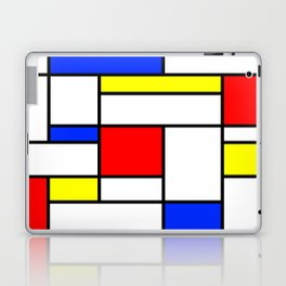 Mondrian2 Laptop & iPad Skin
