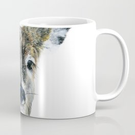 Doe Eyes by Teresa Thompson Coffee Mug