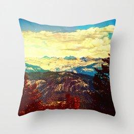 InnerSpeaker_ Throw Pillow