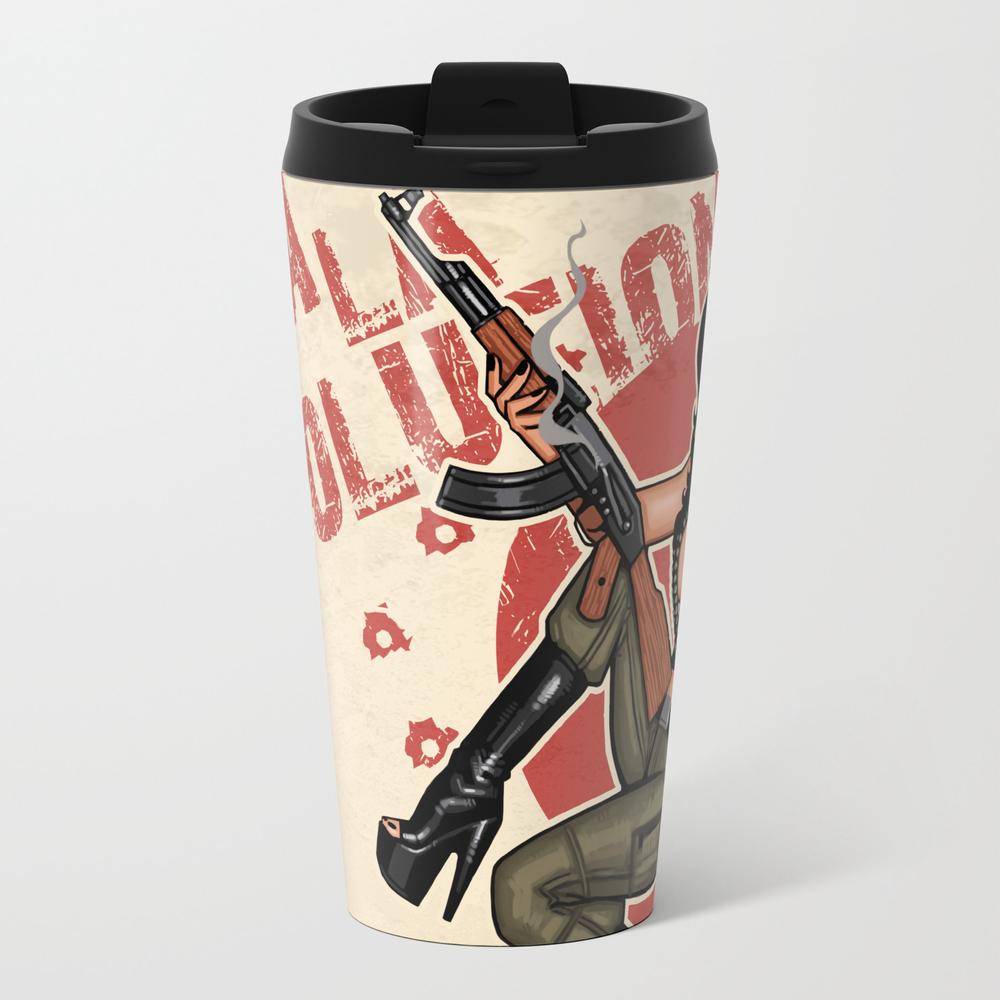 Viva La Revolucion Travel Mug TRM879892