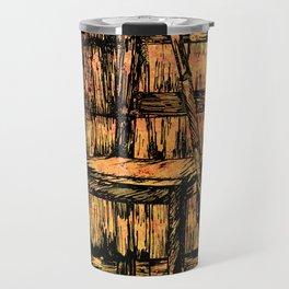 Full metal chair Travel Mug