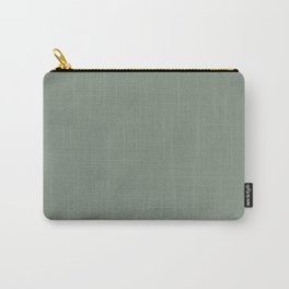 Green Pantone #839182 Carry-All Pouch
