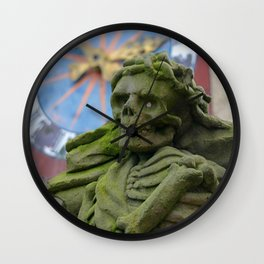 The Death | Der Tod Wall Clock