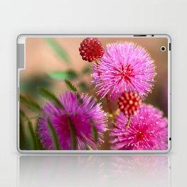 Pink Pom Pons Laptop & iPad Skin