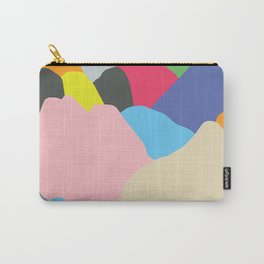 Color Mountain Carry-All Pouch
