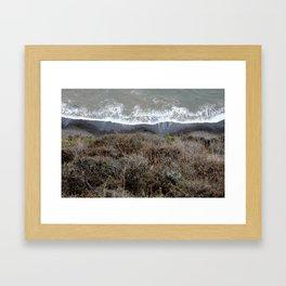 Alamere Falls Framed Art Print