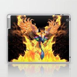 Flames of Life Laptop & iPad Skin