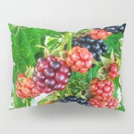 Blackberries Pillow Sham