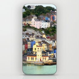 Colorful Cobh Ireland iPhone Skin