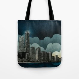 And the Embers Never Fade Tote Bag