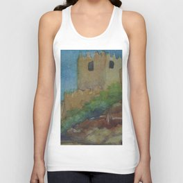 Alcazaba Entrance WC151209i-14 Unisex Tank Top