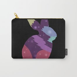 Rabbit Animal Gradation Carry-All Pouch
