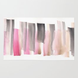 [161228] 28. Abstract Watercolour Color Study Rug
