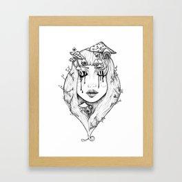Fungi Framed Art Print