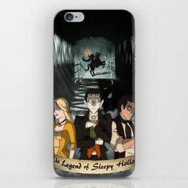 Poster: The Legend of Sleepy Hollow iPhone Skin