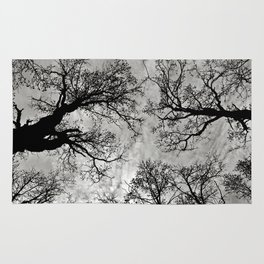 Meditative Power of Trees Rug