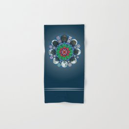 Moondala Hand & Bath Towel