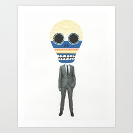 Mexican Party 3 Art Print