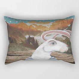 Horse ride  Rectangular Pillow