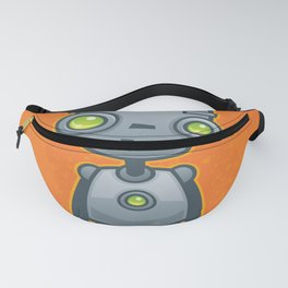 Silly Robot Fanny Pack