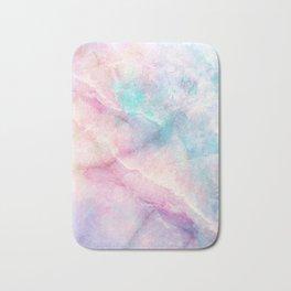 Iridescent marble Bath Mat