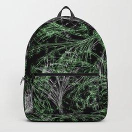 Green Magical Wisps Backpack