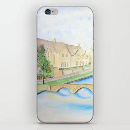 Bourton Village iPhone Skin