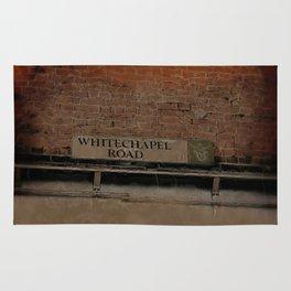 Old Haunts - Whitechapel Road,  London Rug