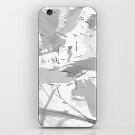 Abstract composition. Creative chaos iPhone Skin