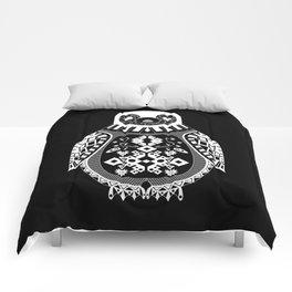 Black Penguin. Comforters
