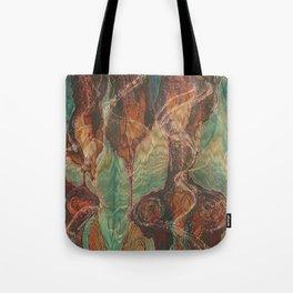 Ecstatic Pelvis (Meat Flame) Tote Bag