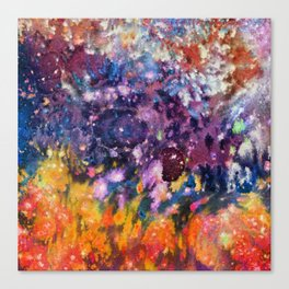 Nebula II Canvas Print