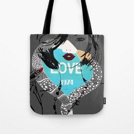 YSL Remixed Tote Bag