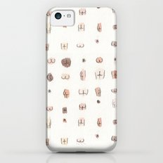 butts iPhone 5c Slim Case